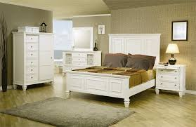 sandy beach panel bedroom set 201301
