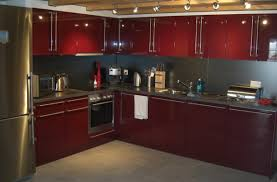 cabinet modern grey kitchen cabinets with brown floor awesome