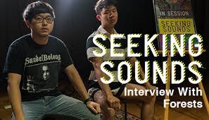 Seeking Episodes 1 Seeking Sounds 1 Lim Light Breaks In Scape