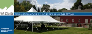 tent rentals maine party rentals new tent and awning party tents awnings