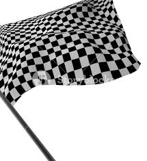 Checker Flag Large Checkered Flag Royalty Free Stock Image Storyblocks