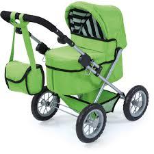 bayer design puppenwagen buy bayer design trendy dolls pram green preciouslittleone