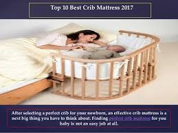 Top Crib Mattress 5 Best Breathable Crib Mattress
