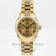 gold rolex oyster bracelet images Rolex datejust 31mm watch 178278 beverly hills watch company jpg