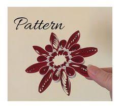 quilling designs tutorial pdf quilling pattern tutorial qd7 pdf instant download quilling