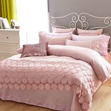 Girls King Size Bedding by Lace Girls Duvet Cover Set Queen King Size Bedding Set For Adults