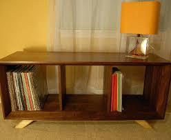 Record Storage Cabinet Mid Century Record Cabinet Mid Century Modern Record Cabinet