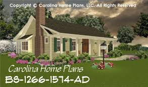 country one story house plans small expandable house plan bs 1266 1574 ad sq ft small budget