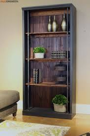 bookcase plans interior design