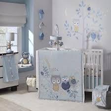 Crib Bedding Owls Lambs Happi Owl Dena 6 Baby Crib Bedding Set W