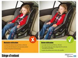 si e auto pour enfant l abc des sièges d auto pour enfant ssq