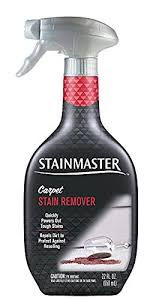 amazon com stainmaster carpet stain remover cleaner 22 ounce pack