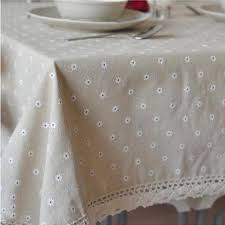 farmhouse style table cloth floral dots table cloth farmhouse style toalha de mesa linen table