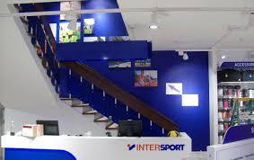 intersport planet shopfitting