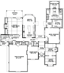 6 bedroom house plans small house plans with garage plan single family 6 bedroom