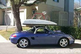 porsche boxster roof problems porsche boxster roof rack system roof transport system rts