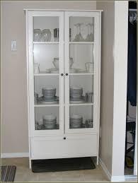 Corner Kitchen Hutch Furniture Door Design White Wooden Corner Curio Cabinet Ikea With Drawer