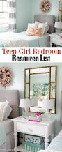Teen Girls Bedroom Makeovers 1087 Best Bedrooms Images On Pinterest Guest Bedrooms Bedroom