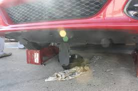 dodge dart change guide to change 1 4l engine with photos