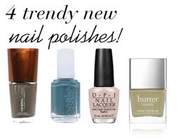 4 trendy new nail polish colors for spring 2016 college fashion
