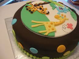 zoo themed birthday cake zoo animal themed cake k town cakes
