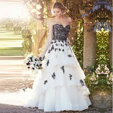 black lace wedding dresses black lace wedding gown new organza sweetheart wedding dresses