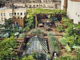 Rooftop Garden Design Ideas Adding Freshness To Your Urban Home - Home and garden designs 2