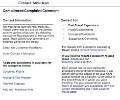 bunch ideas of how to write a complaint letter american airlines