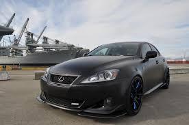 lexus is 250 tuning wide lexus is350 matte black 01 forcegt com