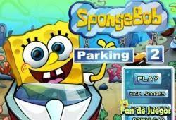 jeux de bob l 駱onge qui cuisine bob l éponge parking 2 jeu spongebob jeu en ligne