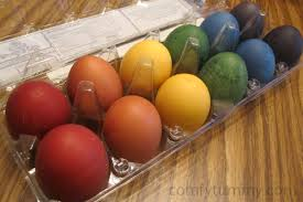 easter egg dyes easter egg dyes that actually work comfy tummy