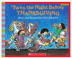literacy activities for twas the before thanksgiving