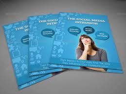 social media brochure template social media flyer template by idesignstudionet graphicriver