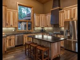 hickory cabinets kitchen kitchen colors with hickory cabinets youtube