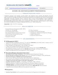 Resume Samples Hr Executive by Resume Format For Hr And Admin Executive Resume Format