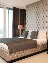 Luxury Designer Beds - padded headboard design ideas home designs project bedroom