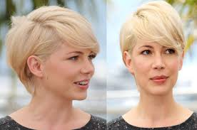 picture of short hair styles celebrity short style michelle