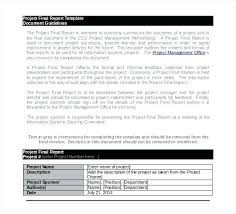 monthly report template ppt monthly report template project report report template