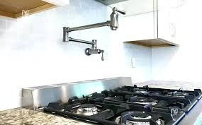 Kitchen Pot Filler Faucet Kitchen Pot Filler Faucet Wall Mounted Pot Filler By Steam Valve