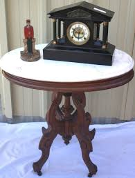 Small Glass Desk Clock February 9 2010 Auction