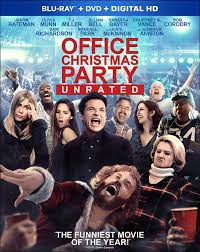 amazon com office christmas party bd dvd digital hd combo blu