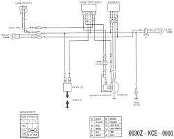 honda wiring diagrams u0026 electrical schematics 4strokes com