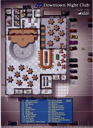 modern floorplans nightclub fabled environments modern