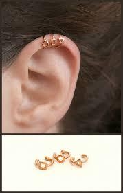 gold ear cuffs ear cuffs no piercing gold gold ear cuff set minimalist