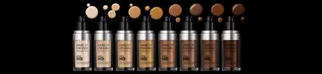 foundation make up for ever