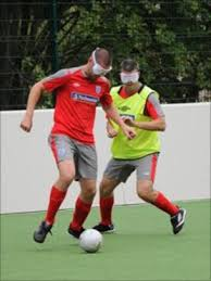 Paralympics Blind Football How Do Blind People Play Football So Well Bbc News