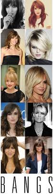 hairstyles to suit fla 592 best bangs hairstyles images on pinterest hairstyle ideas