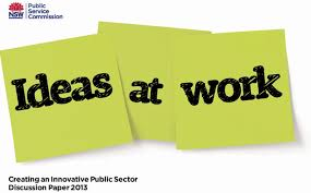 ideas at work review service commission