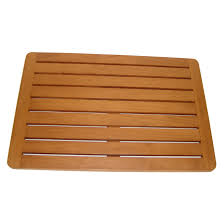 Cool Bathroom Accessories by Bathroom Best Bathroom Accessories With Wood Shower Mat For