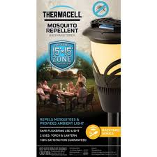 thermacell backyard outdoor torch lantern mosquito pictures on
